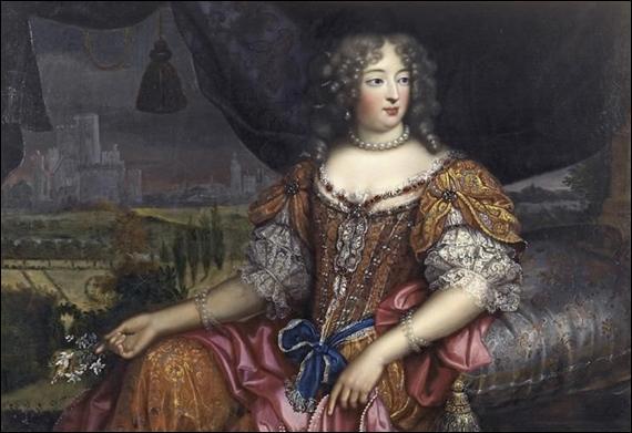 Nous citons encore une maîtresse de Louis XIV :
