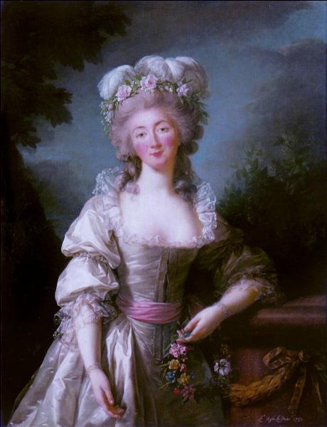 Qui fut cette favorite de Louis XV ?