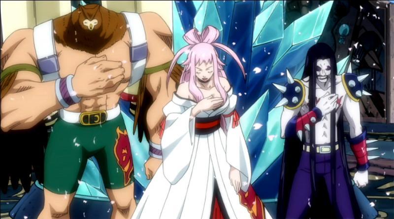 Qui Erza a-t-elle combattu durant l'épisode de la Tour du Paradis ?