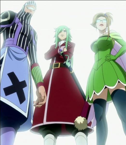 Qui Erza a-t-elle combattu durant l'épisode de la Battle of Fairy Tail ?