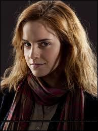 Quel est le prénom d'Hermione dans la vraie vie ?
