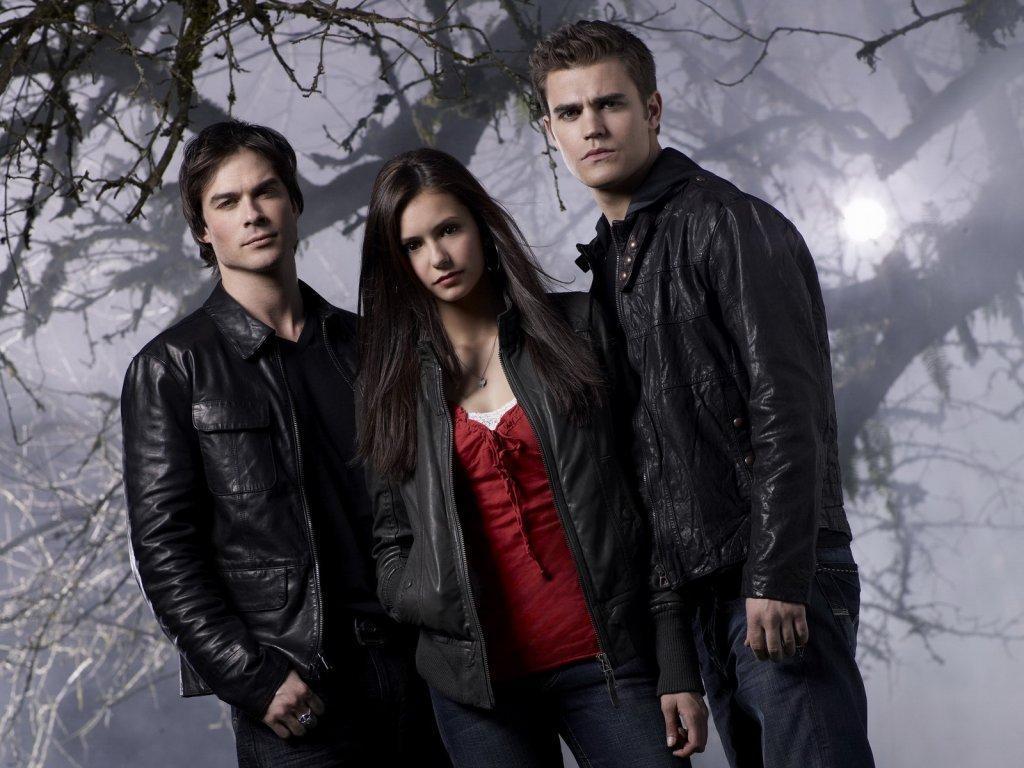 Vampire Diaries : saison 1