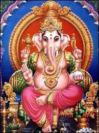 Mythologie - Quelle divinité hindoue est représentée avec une tête d'éléphant ?