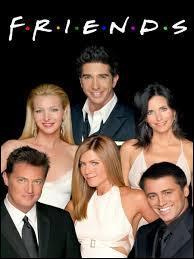 Télévision - Par quelle formule commence la grande majorité des titres des épisodes de la série  Friends  ?