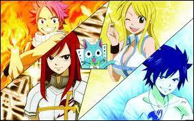 De quel manga, ces personnages sont-ils les héros ?