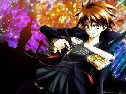 De quel manga, ce personnage est-il le héros ?
