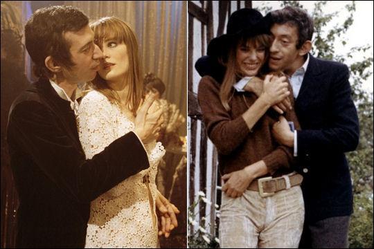 Serge Gainsbourg vs Eric Elmosnino. Lequel est Serge Gainsbourg ?
