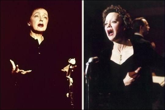 Edith Piaf vs Marion Cotillard. Laquelle est Marion Cotillard ?