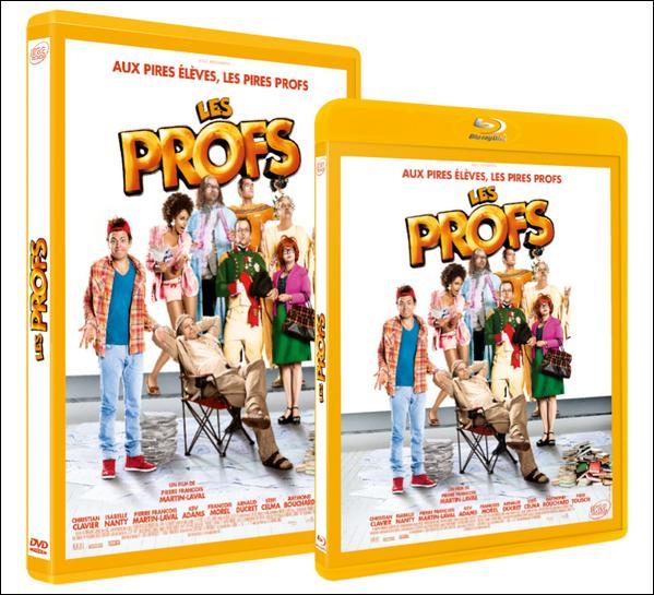 Quand est sorti le film   Les Profs   ?