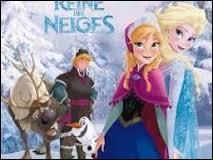 A la fin du film, les parents de la reine des neiges ...