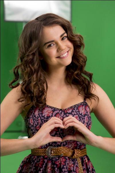 Indice : elle a joué dans  Jessie .