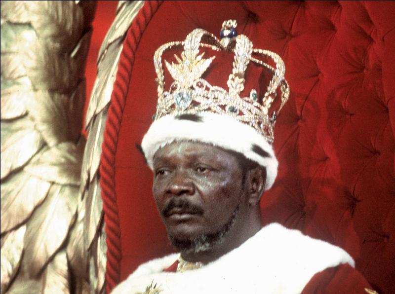 Novembre : De quel pays Jean Bedel Bokassa s'est-il fait couronner empereur ?