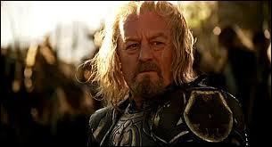 Que dit Gandalf quand il s'adresse à Theoden maudit et que celui-ci dit :  Si je sors, Theoden meurt !