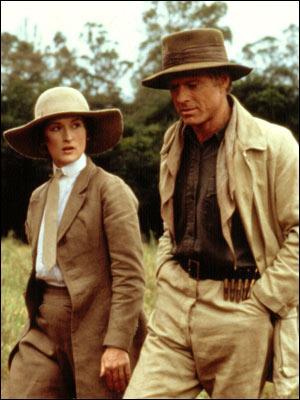 En 1985, Robert Redford forge sa légende aux côtés de Meryl Streep dans  Out of Africa . Inspiré d'une histoire authentique, quel compositeur américain sublime ce chef-d'œuvre de Sydney Pollack aux sept Oscars ?
