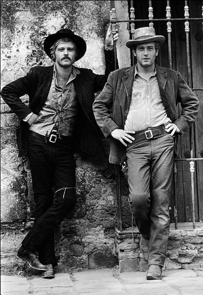 En 1969, trois ans plus tard, Robert Redford confirme les espoirs placés en lui. Il apparait avec Paul Newman dans  Butch Cassidy et le Kid . Dans ce western, que font Robert Redford et Paul Newman dans le Far West ?