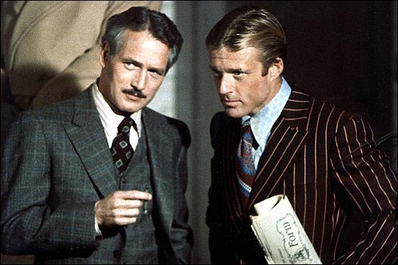Un an plus tard, en 1973, Robert Redford retrouve Paul Newman dans  L'Arnaque  où il élabore une escroquerie à grande échelle. S'il s'appelle Johnny Hooker dans la version originale, comment se prénomme-t-il dans la version française ?