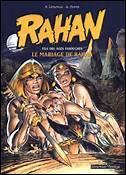 C'est un tome de la bande dessinée Rahan, fils des âges farouches.