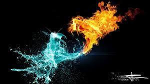 Enfin, qu'obtient-on en mélangeant de l'eau et du feu ?