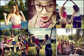 Qui est la meilleure amie de Martina dans la vraie vie ?