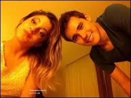 Jorge Blanco et Martina Stoessel sortent-ils ensemble ? (janvier 2014)