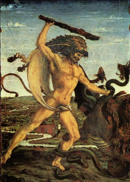 Qui est la mère d'Hercule ?