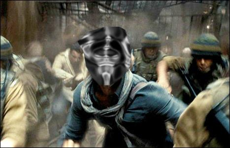 Dans  World War Z , il combat les zombies. C'est :