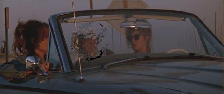 Son apparition en auto-stoppeur sexy dans  Thelma et Louise  lui permet d'attirer l'attention du public. C'est :