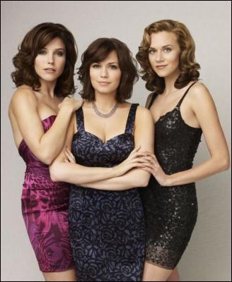 Entre les trois, qui est la marraine et la mère de Jamy?