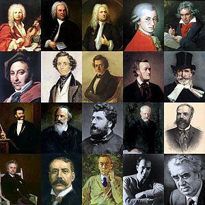 Mes morceaux préférés de musique classique