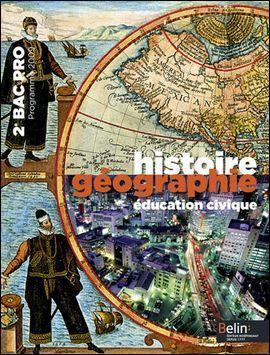 À qui ce livre d'Histoire-Géographie vous fait-il penser ?