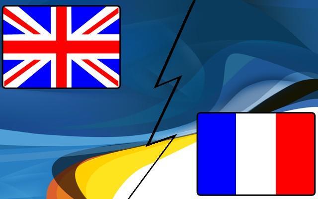 Traduction français-anglais