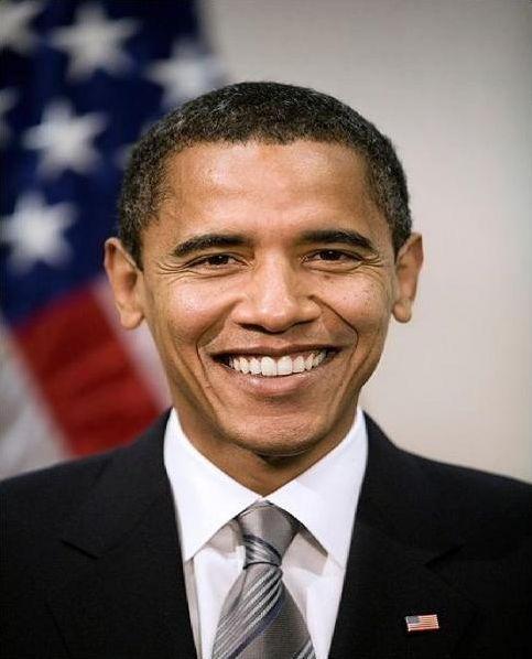 Les portraits des présidents des Etats-Unis