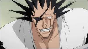 Dans l'animé, qui est le seul Shinigami qui ne peut pas entendre son Zanpakuto ?