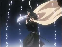 Quel est le nom de la deuxième danse de Rukia ?