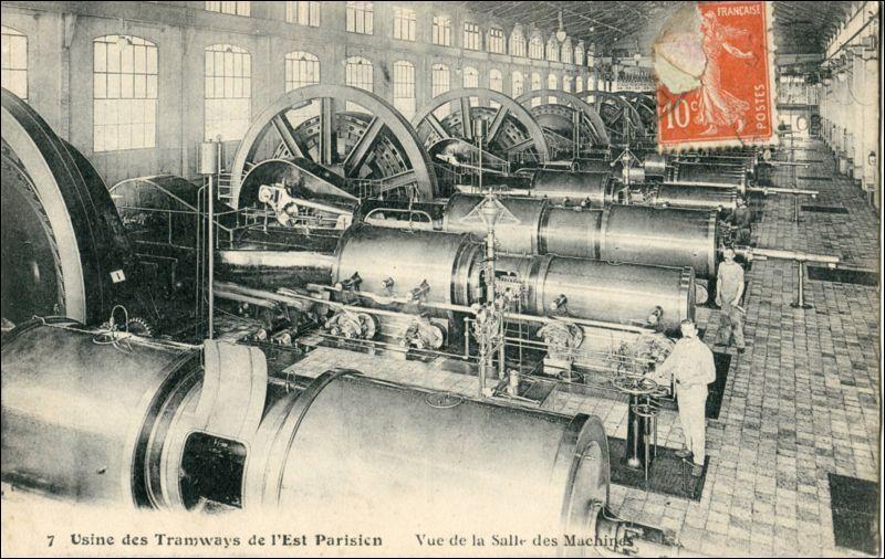 Quand eut lieu la première révolution industrielle ?