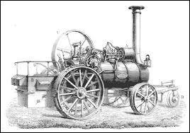 Cette révolution a été favorisée par la machine à vapeur de l'anglais ----, en 1769.