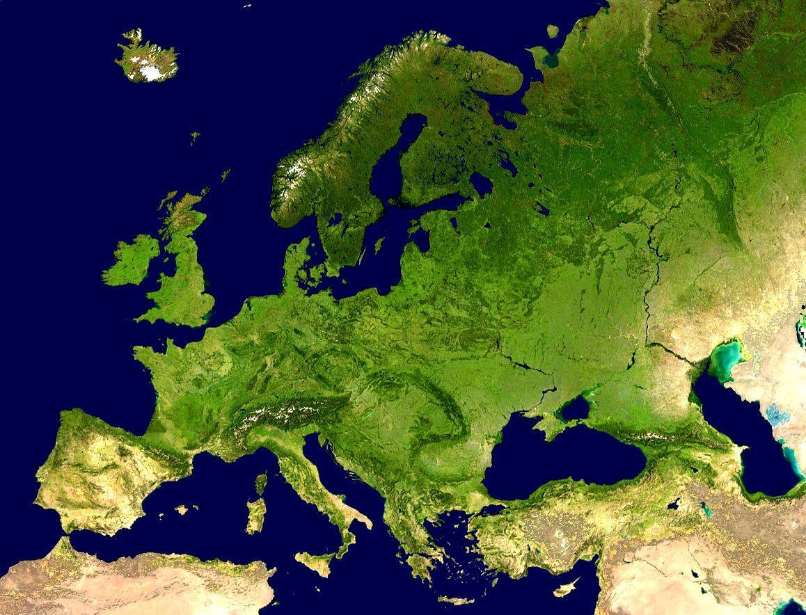 Un pays d'Europe, une question 1/3