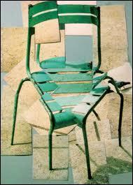 Qui a peint La chaise ?
