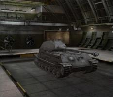 Des deux VK 45. 02 (P)Ausf. , lequel a la tourelle sur l'arrière ?