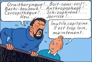 Dans Tintin, quel est le prénom du capitaine Haddock ?