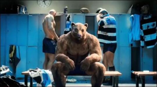 Quel sport pratique cette créature ?