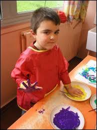 Ce tableau, c'est moi qui l'a peint !
