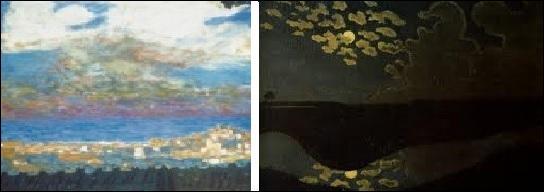 A-t-il peint  Ciel d'orage  ou  Clair de lune  ?
