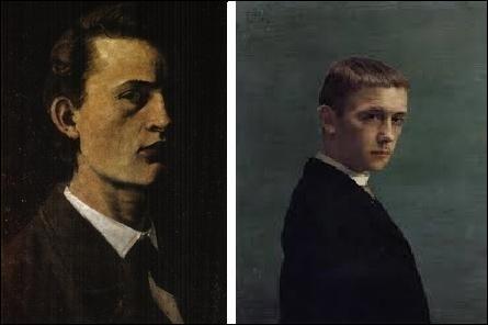 Laquelle de ces oeuvres est son autoportrait ?