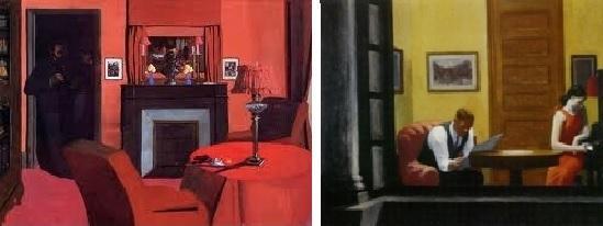 Quel tableau a été peint par Félix Vallotton ?