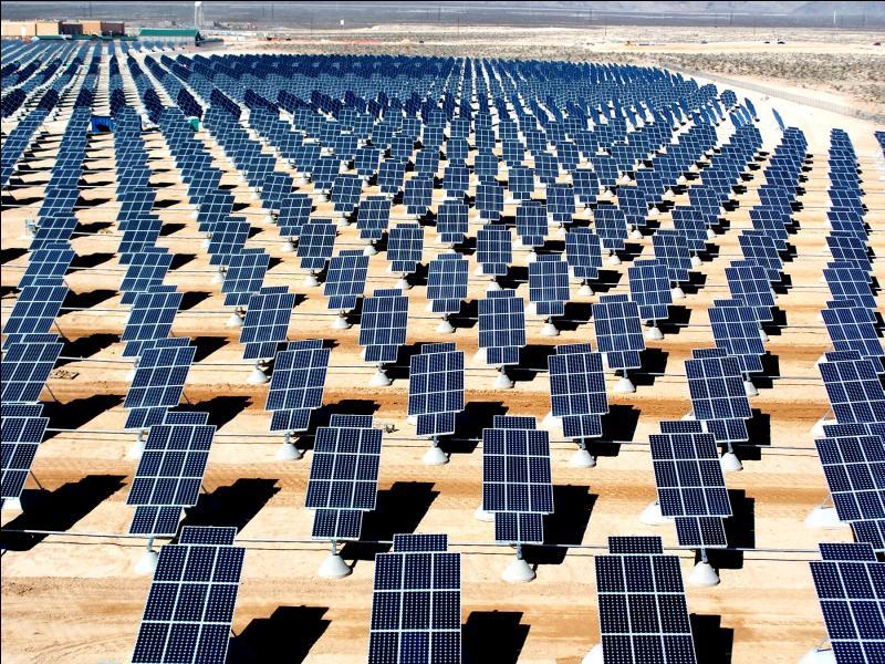 Par quelle expression désigne t-on les énergies renouvelables en anglais ?