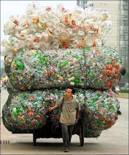Quel verbe anglais désigne t-il le recyclage de déchets ?