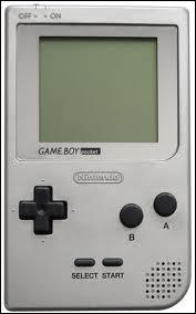Quel est cette console de jeu ?