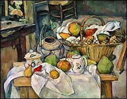 Ce peintre est originaire d'Aix-en-Provence. Son ami Emile Zola l'encourage à peindre. Quel est son nom ?