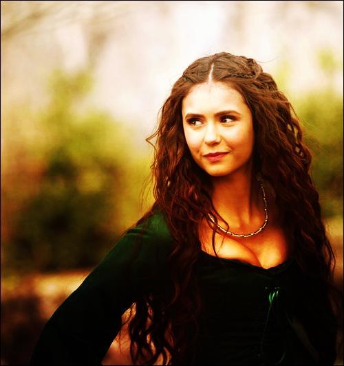 Katherine est devenue un vampire...